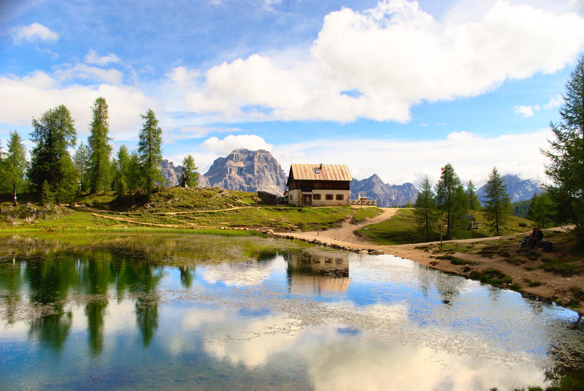 Höhenrausch – 3 wunderschöne Wanderungen in den Dolomiten