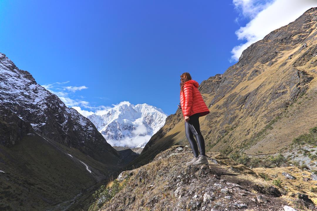 Trekking in Peru: In 4 Tagen auf dem Salkantay Trek zum Machu Picchu