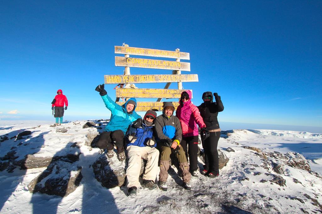 Kilimanjaro Besteigung – In 7 Tagen auf das Dach Afrikas