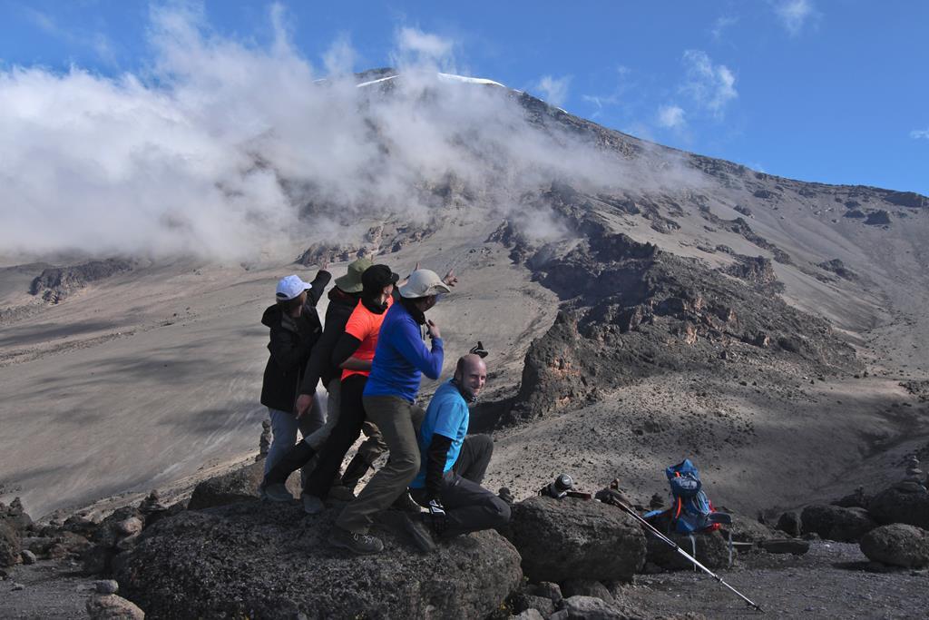 Kilimanjaro Packliste