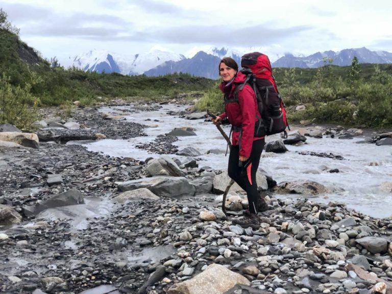 Flussquerungen im Denali Nationalpark
